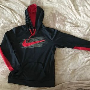 Nike Pullover Hoodie Mens size Medium ThermaFit